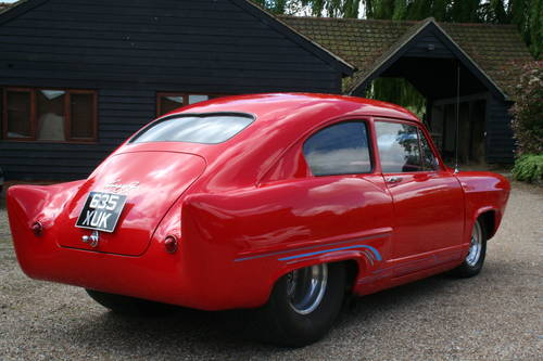 1951 Kaiser Henry J Blown V8,NOW SOLD,OTHER SIMILAR CARS WANTED Wanted (picture 2 of 6)