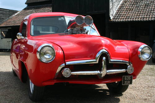1951 Kaiser Henry J Blown V8,NOW SOLD,OTHER SIMILAR CARS WANTED Wanted (picture 3 of 6)