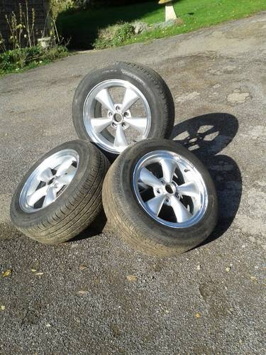 American Thrust Rims plus tyres For Sale (picture 2 of 6)