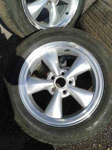 American Thrust Rims plus tyres For Sale (picture 3 of 6)