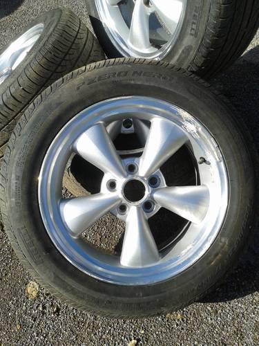 American Thrust Rims plus tyres For Sale (picture 4 of 6)