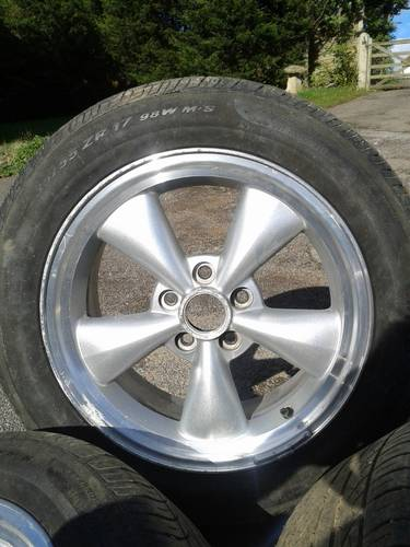American Thrust Rims plus tyres For Sale (picture 5 of 6)