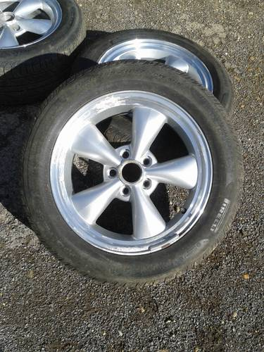 American Thrust Rims plus tyres For Sale (picture 6 of 6)
