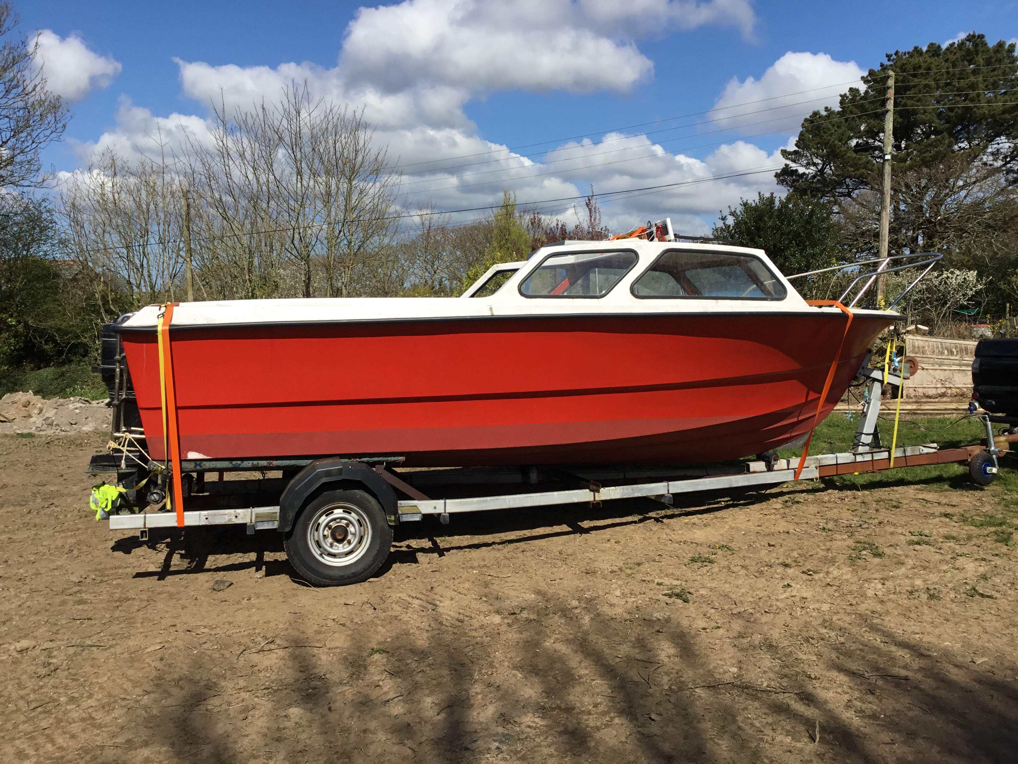 Picture of Fishing boat 18ft For Sale