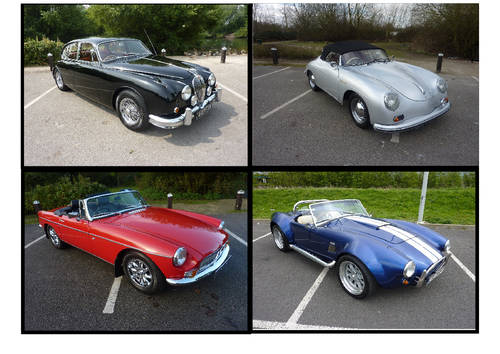 ALL TYPES OF CLASSIC CARS WANTED  Wanted (picture 1 of 2)