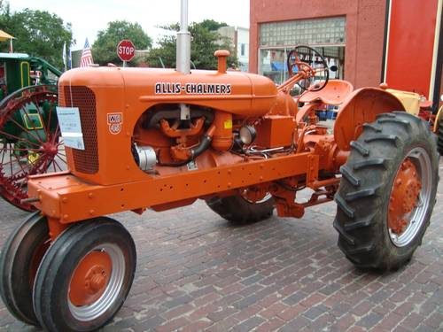 allis chalmers ca wiring diagram 1954    allis       chalmers    wd 45 tractor for sale car and classic  1954    allis       chalmers    wd 45 tractor for sale car and classic