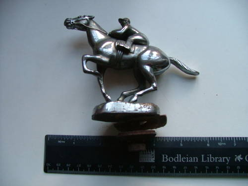 "1930s ""STEEPLECHASE""  MASCOT by DESMO For Sale (picture 1 of 1)"