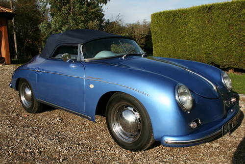 1971 Porsche 356 Speedster Replica. Chesil,Apal,Legend,Dax etc   Wanted (picture 1 of 6)