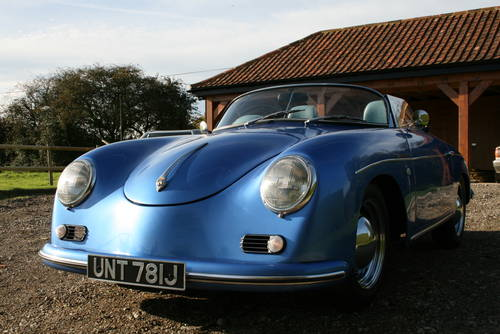 1971 Porsche 356 Speedster Replica. Chesil,Apal,Legend,Dax etc   Wanted (picture 2 of 6)
