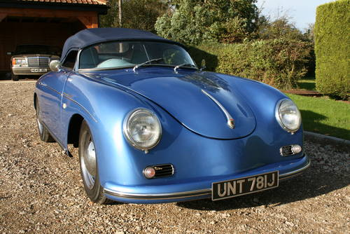 1971 Porsche 356 Speedster Replica. Chesil,Apal,Legend,Dax etc   Wanted (picture 3 of 6)