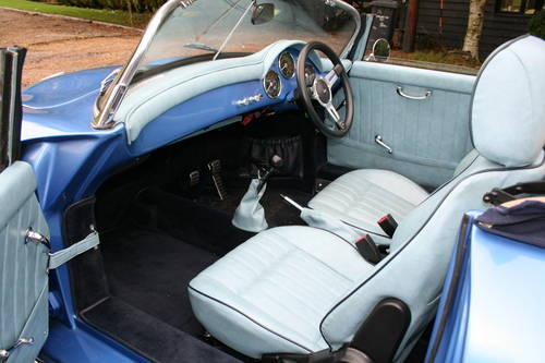 1971 Porsche 356 Speedster Replica. Chesil,Apal,Legend,Dax etc   Wanted (picture 5 of 6)