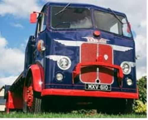 1950 Leyland Beaver Lorry For Hire (picture 1 of 1)