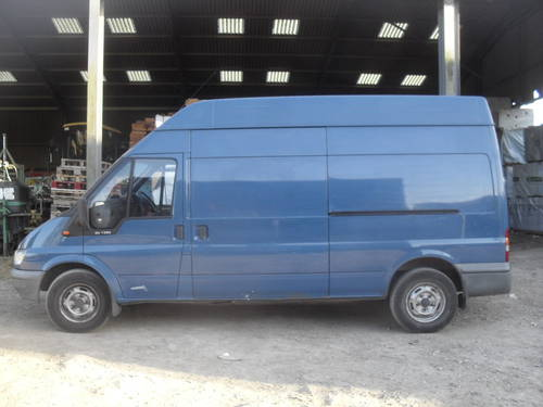 TRANSITS WANTED  ANY CONDITION Wanted (picture 1 of 2)