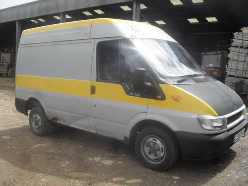TRANSITS WANTED  ANY CONDITION Wanted (picture 2 of 2)