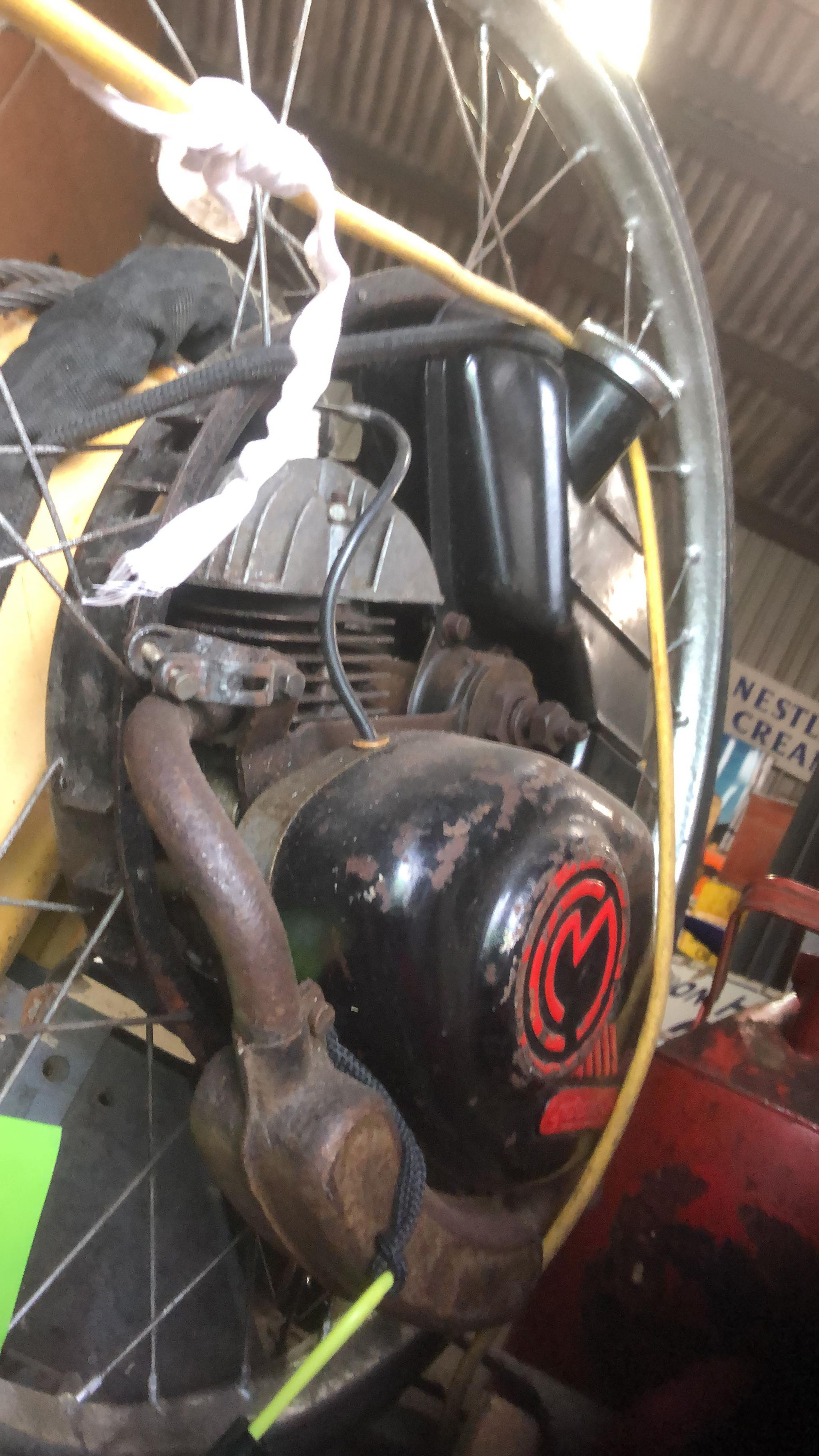 Picture of Cycle master complete running engine £650 For Sale