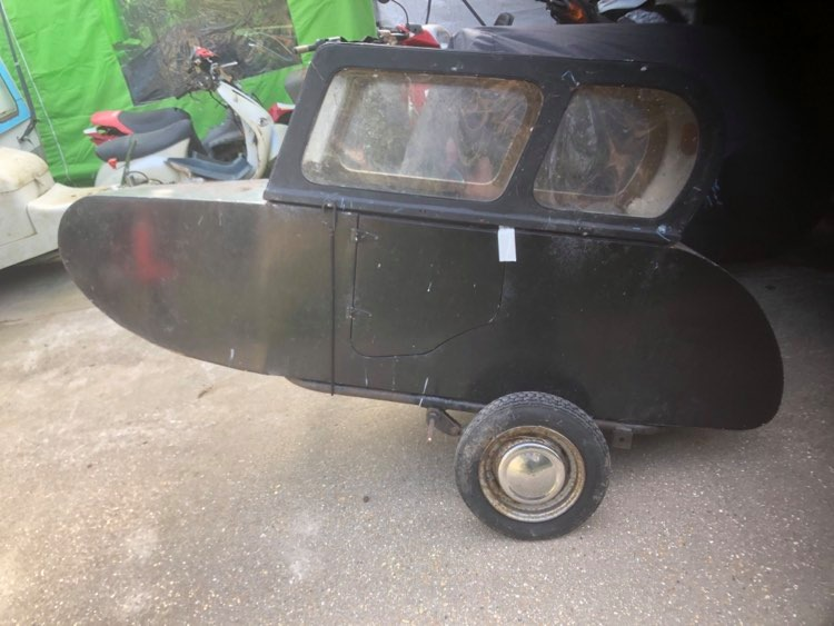 Picture of Watsonion mid fifties child adult side car, £395. For Sale