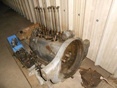 engine and parts for lorraine dietrich For Sale (picture 1 of 4)