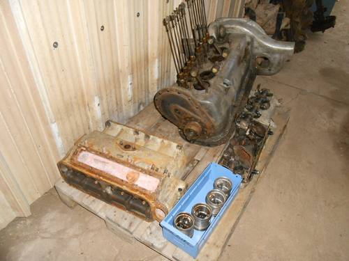 engine and parts for lorraine dietrich For Sale (picture 2 of 4)
