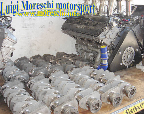 1976 Cosworth V8 Parts For Sale (picture 2 of 6)