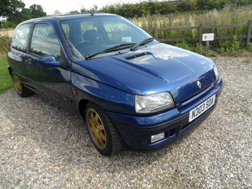 1995 Renault Clio Williams 3  For Sale (picture 5 of 6)