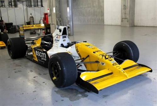 1990 Minardi M190 Formula1 - Pierluigi Martini-Paolo Barilla For Sale (picture 1 of 6)