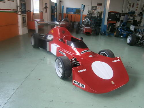 OSELLA Formula Super Ford - 1977 For Sale (picture 1 of 6)