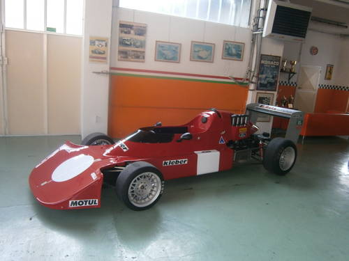 OSELLA Formula Super Ford - 1977 For Sale (picture 2 of 6)