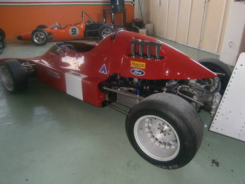 OSELLA Formula Super Ford - 1977 For Sale (picture 3 of 6)