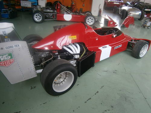 OSELLA Formula Super Ford - 1977 For Sale (picture 4 of 6)