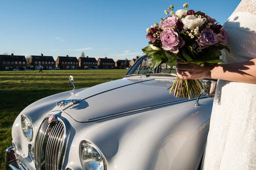 Classic Wedding Cars - London For Hire (picture 5 of 6)