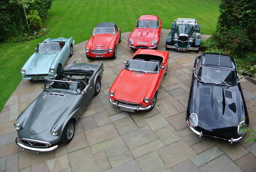 CLASSIC HISTORIC VINTAGE CARS FOR SALE WANTED AND VALUATIONS Wanted (picture 1 of 6)
