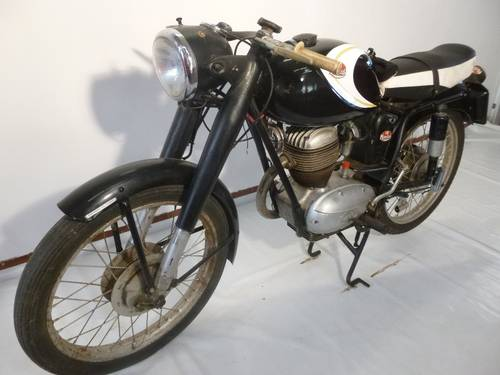 1958 FB Mondial 125 Sport, Rare,                         For Sale (picture 1 of 6)