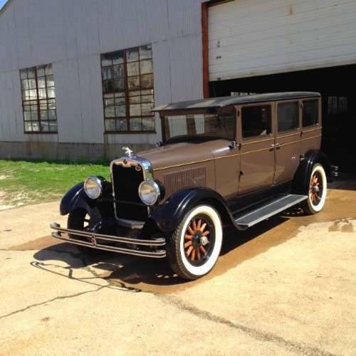 1928 Peerless 4DR Sedan For Sale (picture 2 of 5)