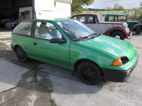 1994 Solectria Force, Electric Car For Sale (picture 2 of 6)