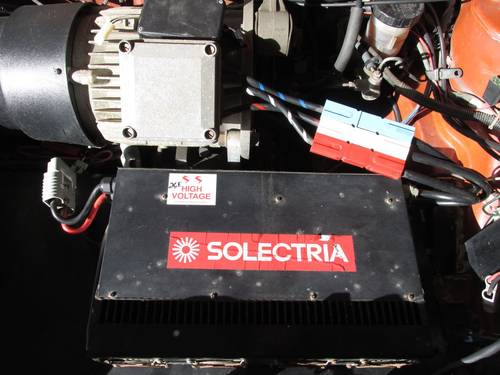 1994 Solectria Force, Electric Car For Sale (picture 6 of 6)