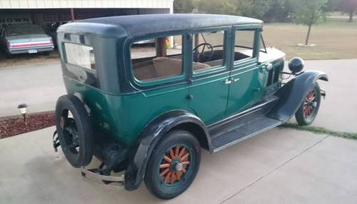 1928 Durant 4 door (Rare) For Sale (picture 2 of 6)