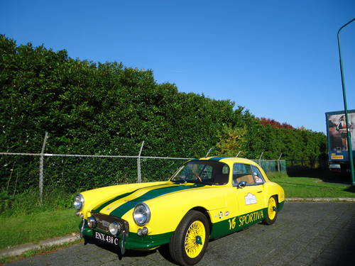 Ashley Laminates Sportiva coupe 1965 AutoControl Soesterberg For Sale (picture 1 of 6)