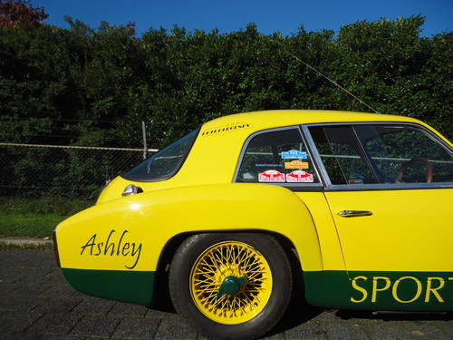 Ashley Laminates Sportiva coupe 1965 AutoControl Soesterberg For Sale (picture 5 of 6)