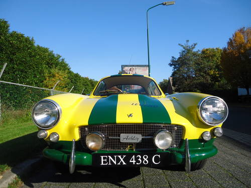 Ashley Laminates Sportiva coupe 1965 AutoControl Soesterberg For Sale (picture 6 of 6)