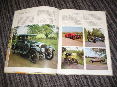 0000 cars in colour hardback For Sale (picture 2 of 2)