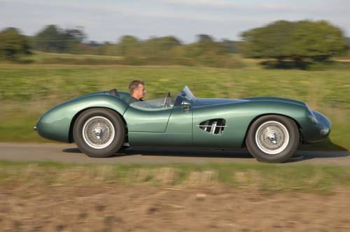 2017 ASM R1 Roadster. Inspired by the Aston Martin DBR1 For Sale (picture 1 of 6)
