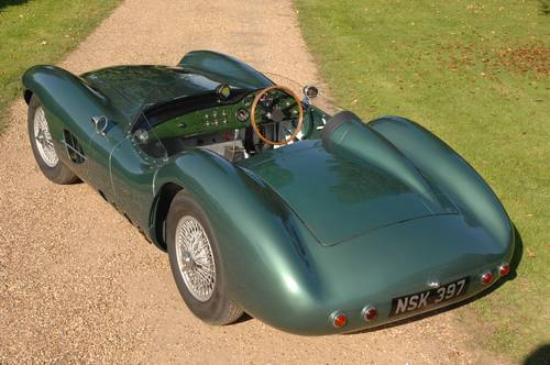 2017 ASM R1 Roadster. Inspired by the Aston Martin DBR1 For Sale (picture 4 of 6)