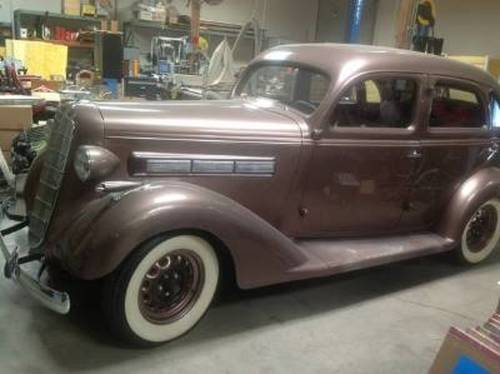 1936 REO Flying Cloud 4DR Sedan For Sale (picture 1 of 5)