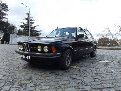 BMW 323i-1981 For Sale (picture 1 of 6)