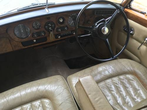 1963 Fantastic original interior. Air conditioning! A1  For Sale (picture 3 of 6)
