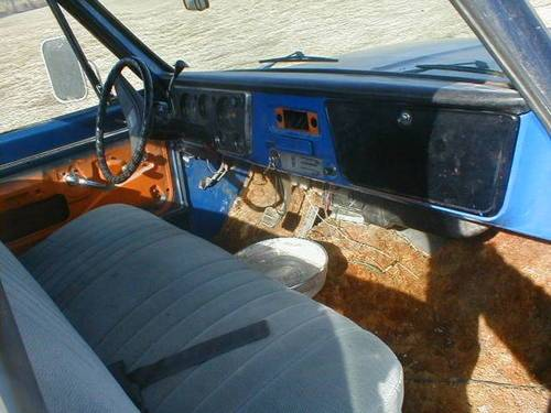 1971 GMC Longhorn 454 Pickup For Sale (picture 3 of 4)