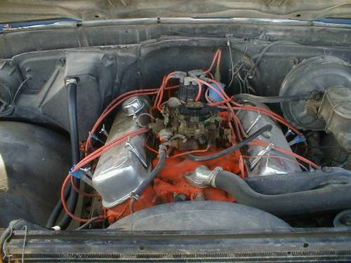1971 GMC Longhorn 454 Pickup For Sale (picture 4 of 4)