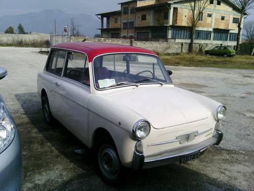 1970 Autobianchi Bianchina Panorama Station Wagon Giardiniera For Sale (picture 1 of 6)