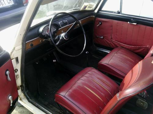 1970 Autobianchi Bianchina Panorama Station Wagon Giardiniera For Sale (picture 3 of 6)