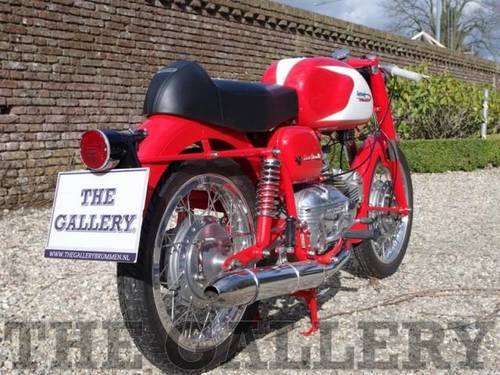 1962 Aermacchi - Harley Davidson Ala Verde 250 For Sale | Car And